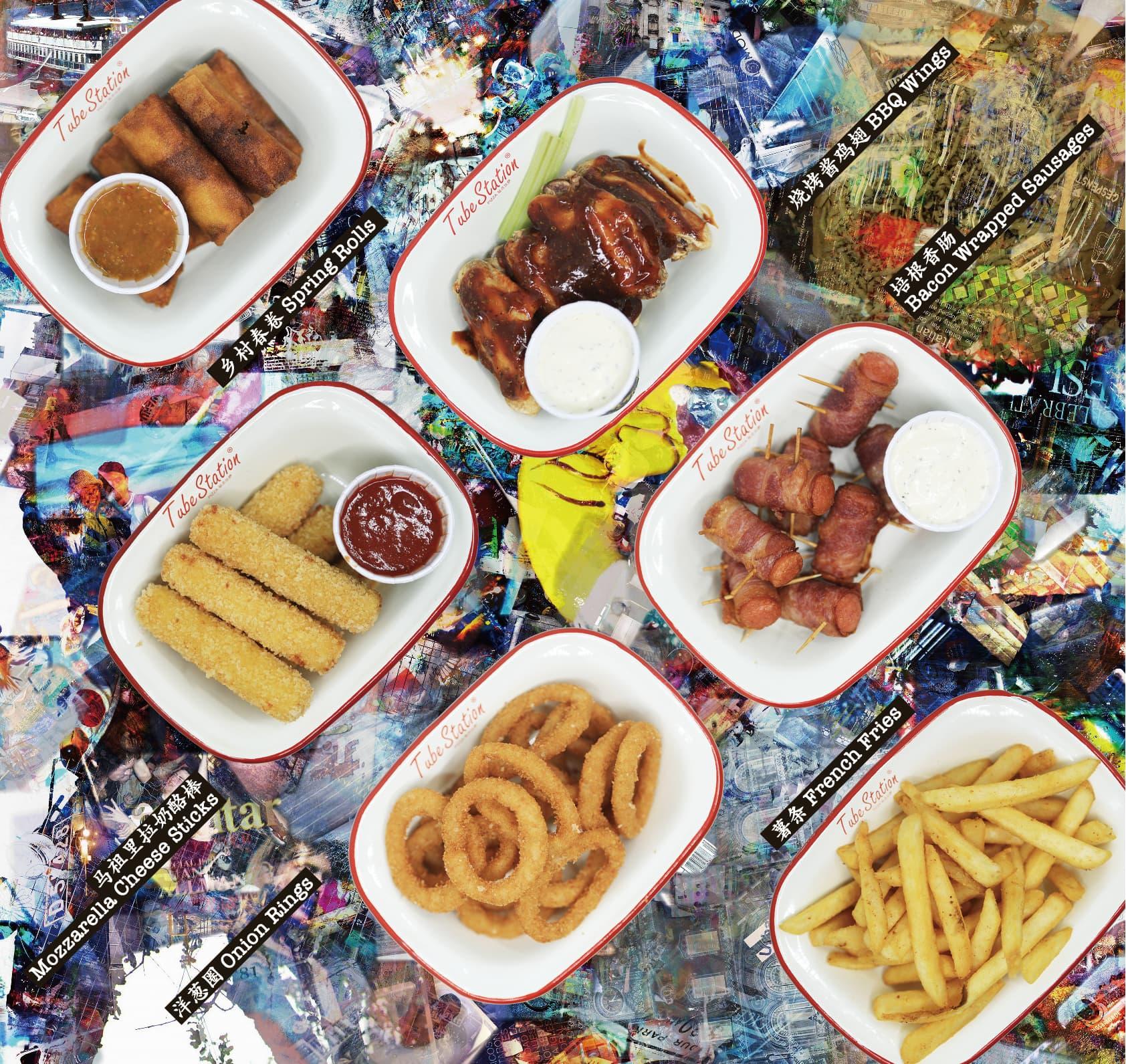 小吃 | APPETIZERS